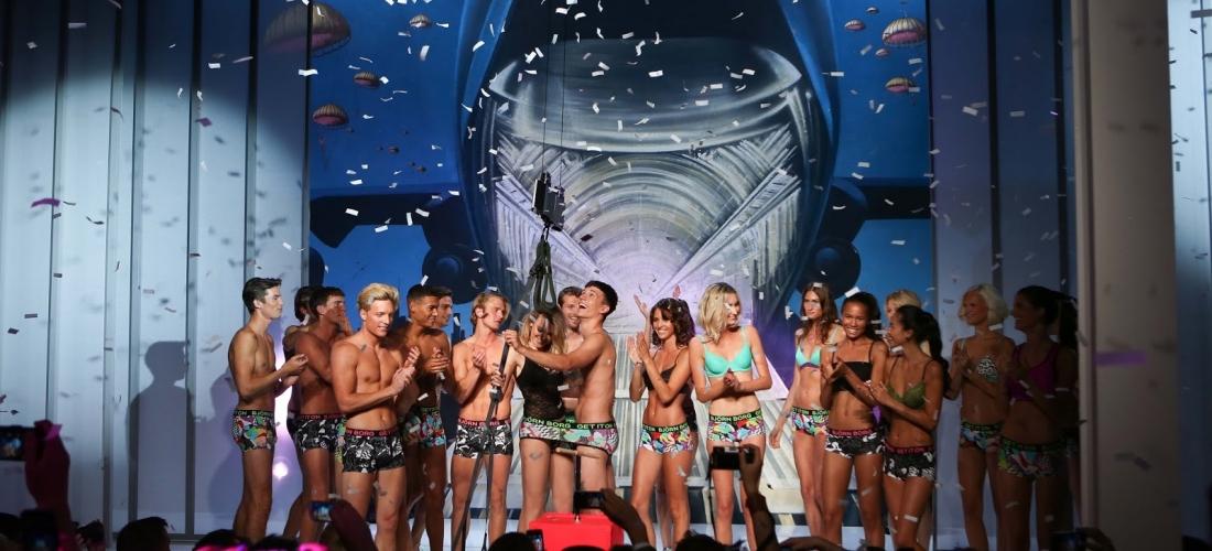 MTV STAYING ALIVE / BJORN BORG